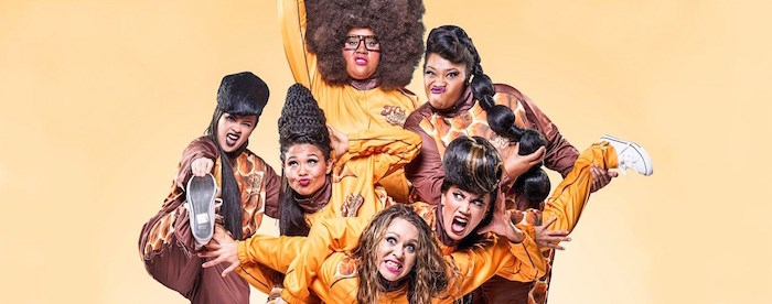 Hip hop and empowerment get sticky when Hot Brown Honey returns to the York Theatre.