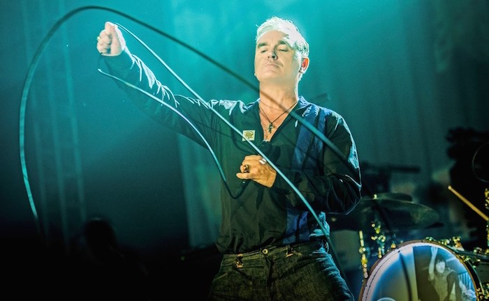 Morrissey was due to play the Orpheum in Vancouver on April 14. Photo Monika Solarska