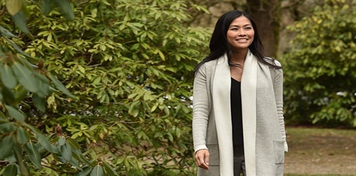 Dr. Joanne Yeung is a Vancouver-based allergist and clinical immunologist and clinical instructor in the department of pediatrics at the University of B.C. Photo Dan Toulgoet