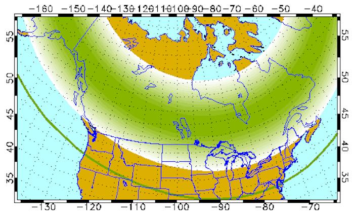 Source: Aurora Forecast