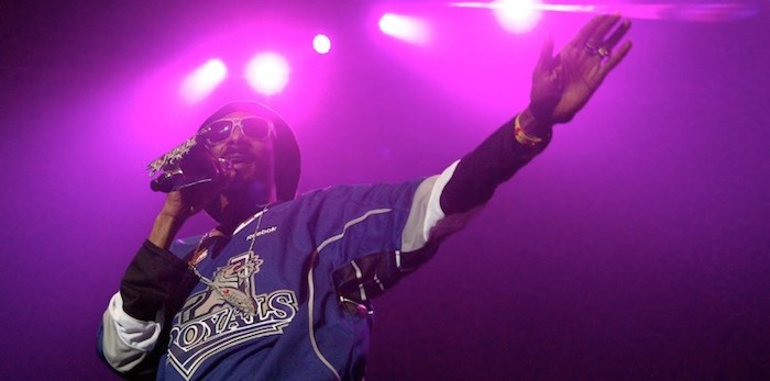 Snoop Dogg, seen performing at Save-on-Foods Memorial Centre in 2012, will play at the Laketown Shakedown this summer. Photo by Adrian Lam/Times Colonist
