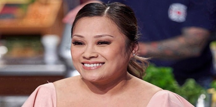 Lena Huynh of Burnaby is one of the top 18 contestants on the new season of MasterChef Canada. It airs on CTV starting Monday, April 8. - courtesy CTV