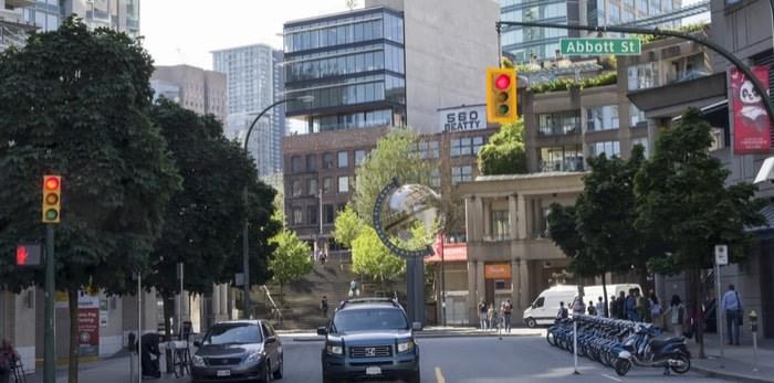 International Village mall in Vancouver's Chinatown. Bob C/Shutterstock.com