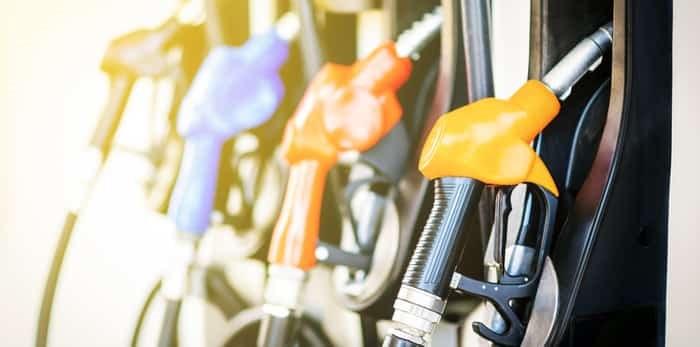 gas pumps / Shutterstock