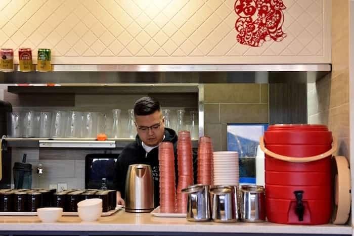 Taiwan Taipei Original Pot manager Eric Lee. Photo: Richmond News/Megan Devlin