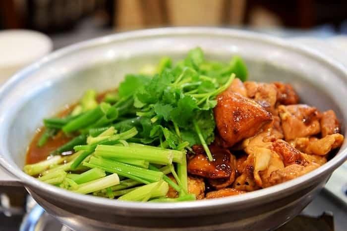The signature dish at Taiwan Taipei Original Pot. Photo: Richmond News/Megan Devlin