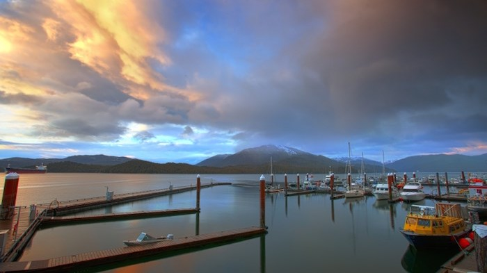 """Like many smaller to mid-sized Canadian towns, Prince Rupert — known as """"the City of Rainbows,"""