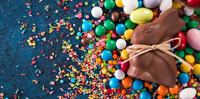 Easter candy/Shutterstock