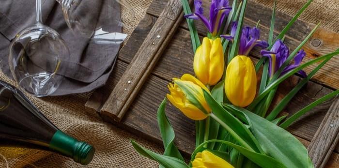 Wine for Easter/Shutterstock