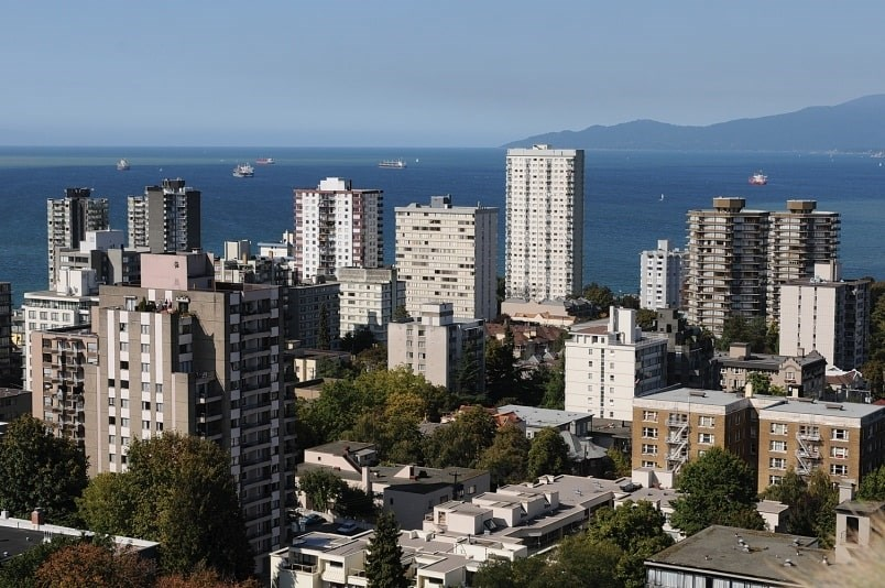 A city staff report calls for space and water heating systems installed in new buildings and those replaced in existing buildings be zero emission by 2030. Photo by Dan Toulgoet