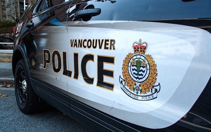 Vancouver Police. File photo by Dan Toulgoet/Vancouver Courier