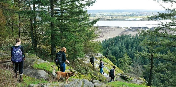 The Coquitlam parks team will be hosting a series of outdoor excursions for beginner and intermediate hikers starting next month.
