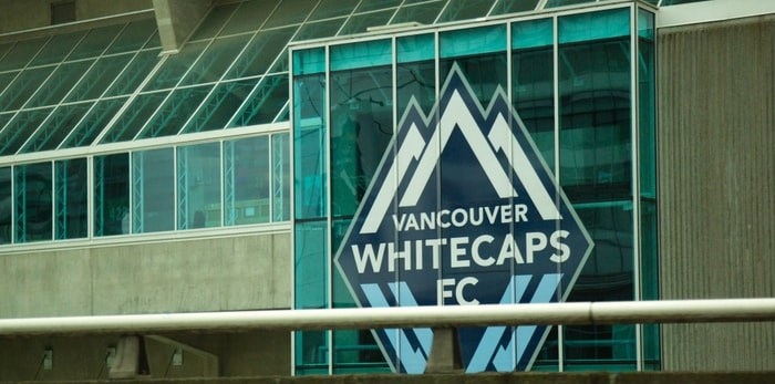 Vancouver Whitecaps FC. Photo by Luis War/Shutterstock.com
