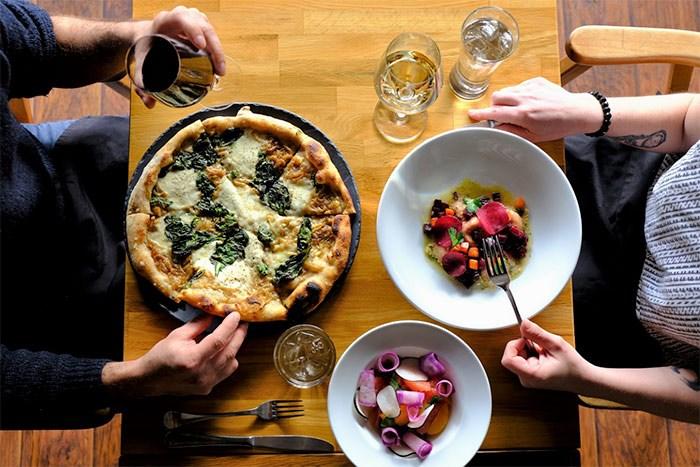 Fiore Restaurant, Photo: South Granville BIA