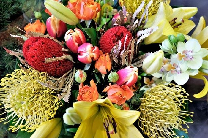Granville Island Florist, Photo: South Granville BIA