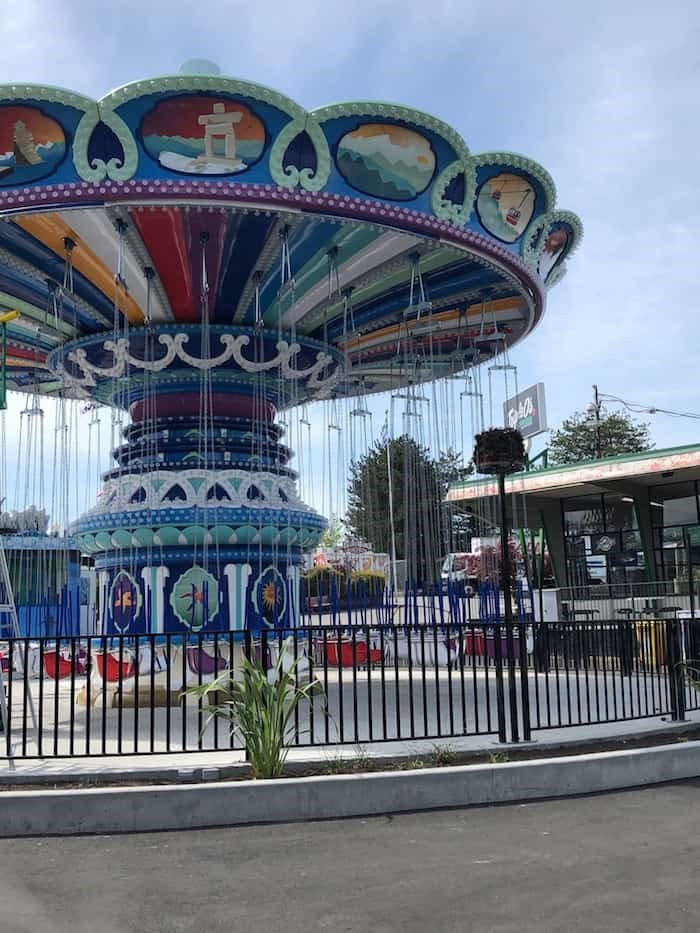 Sea-to-Sky Swinger Photo: Playland