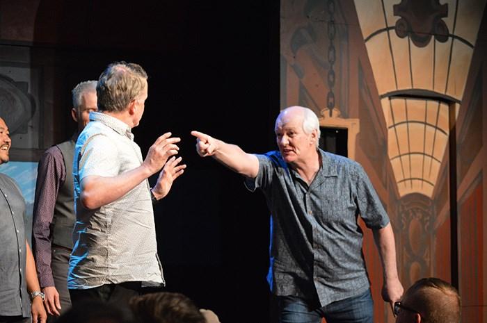 Colin Mochrie, photo: Vancouver TheatreSports