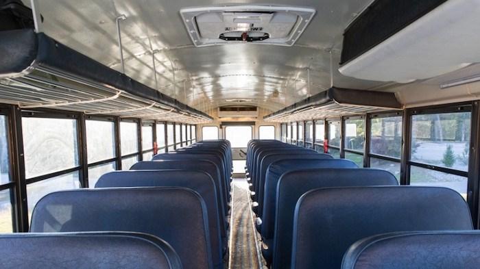 School bus/Shutterstock