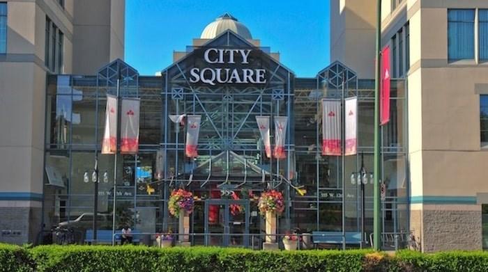 City Square Shopping Centre, Vancouver B.C./Facebook