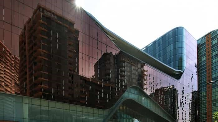 The Parq Vancouver complex has two Marriott hotels as well as a casino | Rob Kruyt