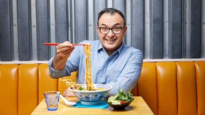John Catucci hosts the new show