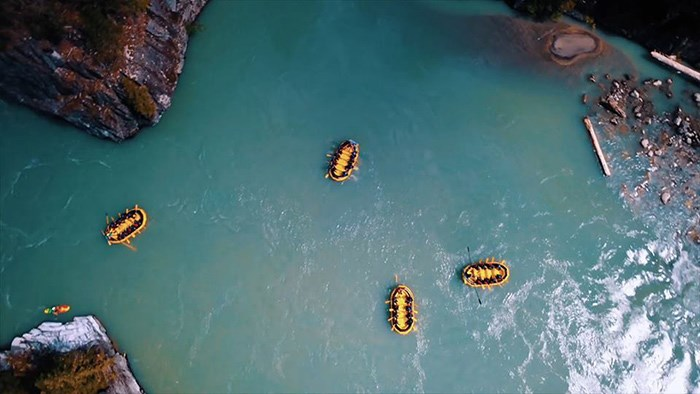 Photo: Canadian Outback Rafting Co.