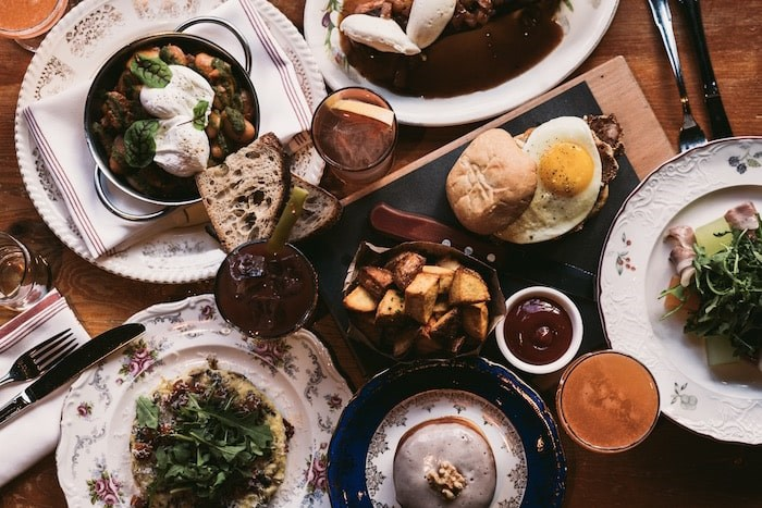 Pourhouse has re-introduced their weekend brunch service. Photo courtesy Pourhouse.