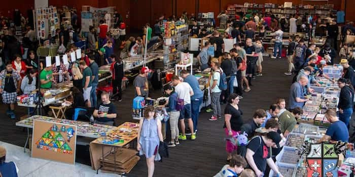Photo: Vancouver Retro Gaming Expo /
