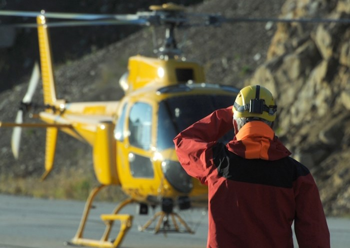 North Shore Rescue. Photo by Mike Wakefield/North Shore News