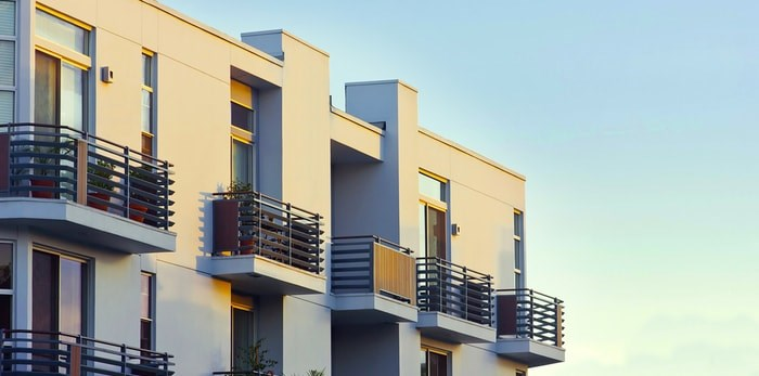 At a Nov. 26 council meeting, Vancouver city council approved a host of measures aimed at improving Vancouver's rental housing market. Photo: Apartment balconies/Shutterstock