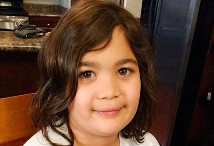 Ella Reese Hernandez, 9, a Coquitlam resident was one of two children who died in the Lougheed Highway crash. A woman, 30, was also killed in the April 28, 2017 incident. Tri-City News file photo.