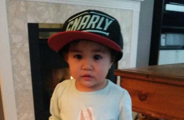 Tyler Mollie Wong Hernandez, 3, whose family is from New Westminster, also died in the crash. Photo submitted.