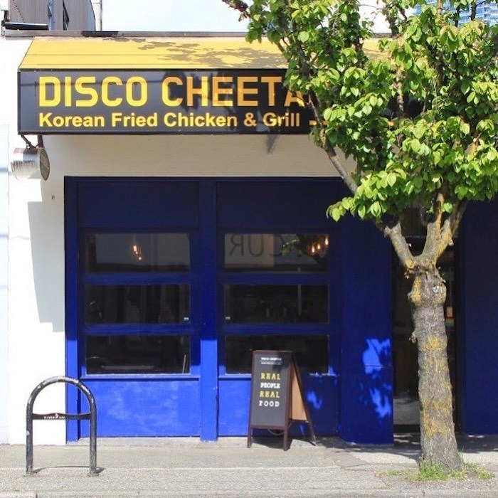 Disco Cheetah is open at 1183 Davie St. in the West End.