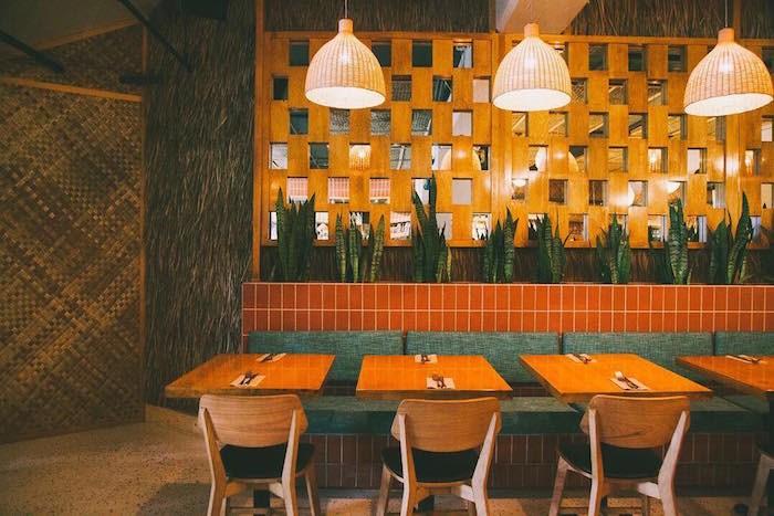 Fayuca restaurant in Yaletown.