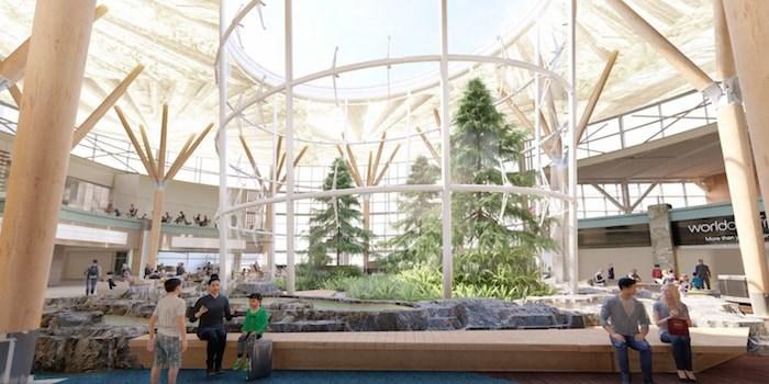 Photo courtesy YVR Airport