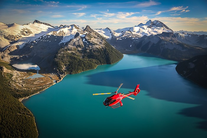 Photo: Blackcomb Helicopters