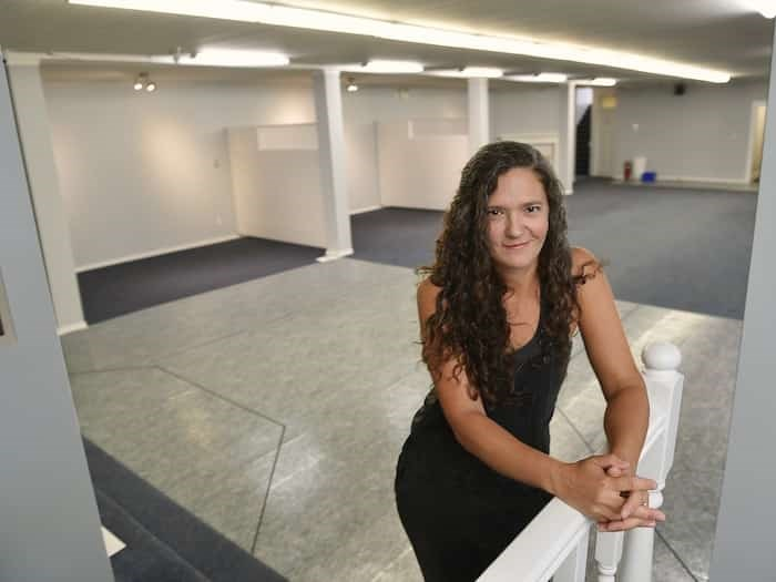 Lisa Suggitt's new pop-up business includes 3,000 square feet for retailers to use on a short-term basis.