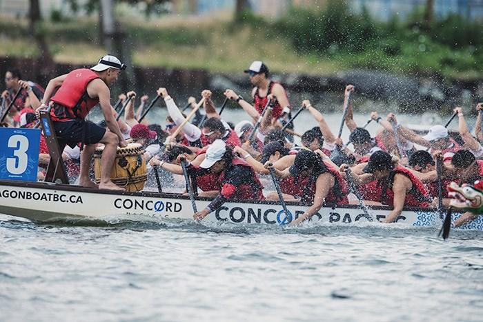 Photo: Concord Pacific Dragon Boat Festival