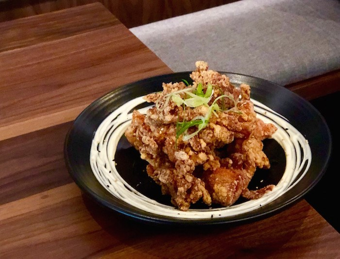 Chicken Kaarage at Hachiro Ramen Bar. Photo by Lindsay William-Ross/Vancouver Is Awesome