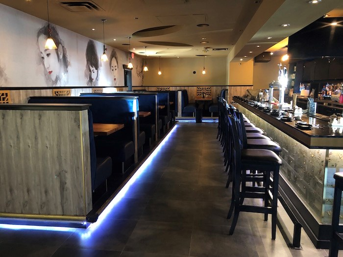 The bar area. Photo by Lindsay William-Ross/Vancouver Is Awesome