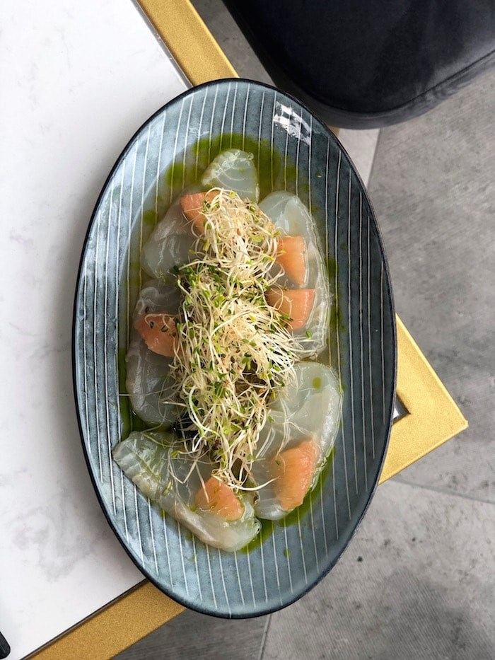 Crudo. Photo by Lindsay William-Ross/Vancouver Is Awesome