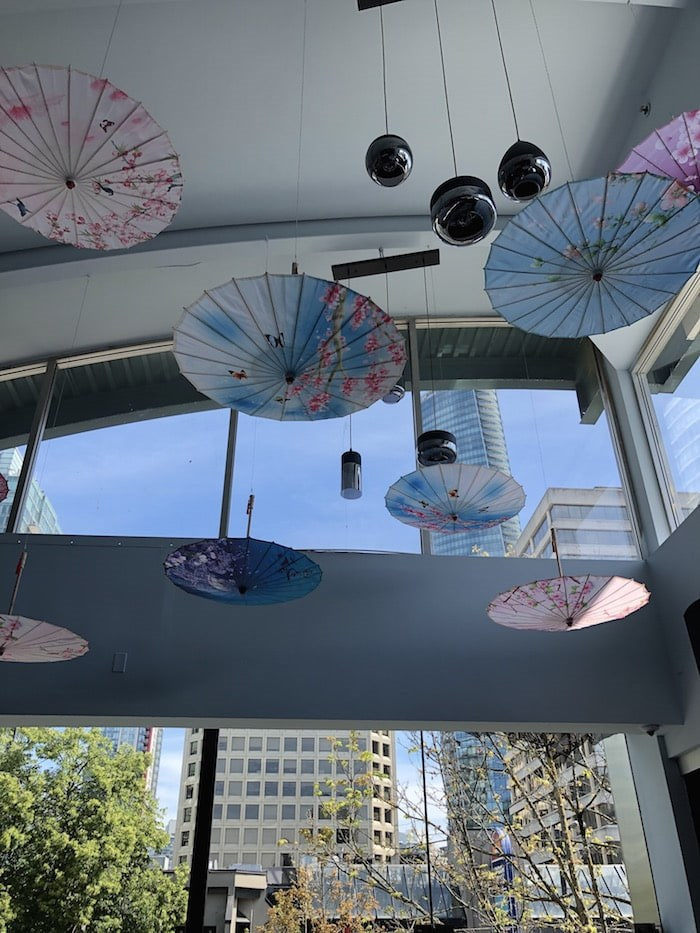 Parasols. Photo by Lindsay William-Ross/Vancouver Is Awesome