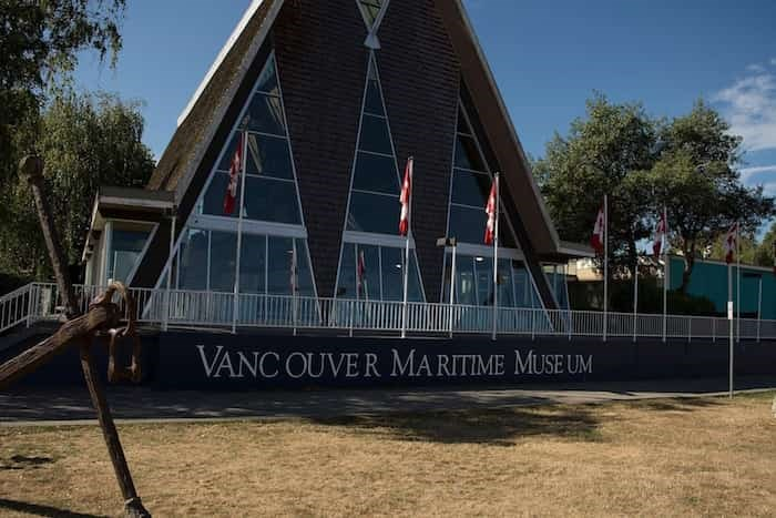 The Vancouver Maritime Museum is hosting the inaugural Winter Mosaic family event on Dec. 1, 2019. Photo courtesy Heritage Vancouver Society