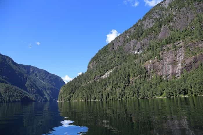 Princess Louisa Inlet Photo: Elana Shepert / Vancouver Is Awesome