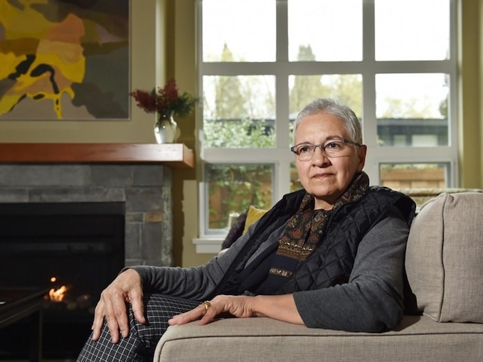 Vancouver Hospice Society executive director Simin Tabrizi opposed the development. Photo by Dan Toulgoet/Vancouver Courier