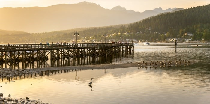 Rocky Point Park in Port Moody. Photo by Albert Pego / Shutterstock.com