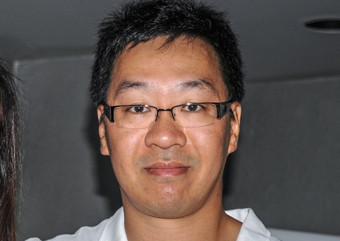 A photo taken of Arthur Wong in 2009, when he was working as the financial controller of Unique Accommodations, a North Vancouver company he was convicted of defrauding of nearly $400,000. Photo contributed.