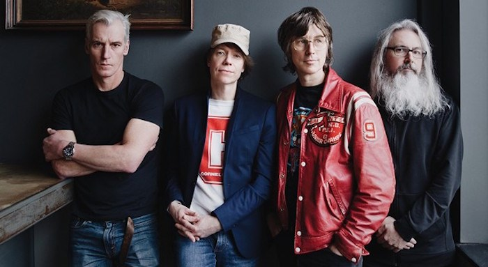 Canadian rock band Sloan. Photo by Vanessa Heins