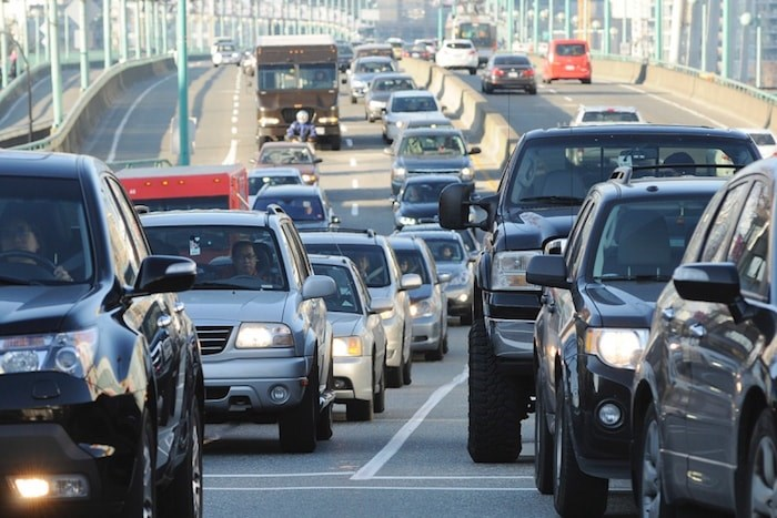 The Ministry of Transportation and Infrastructure is inviting people to complete its 2019 Customer Satisfaction Survey in an effort to gather feedback on transportation infrastructure and services. Photo by Dan Toulgoet/Vancouver Courier