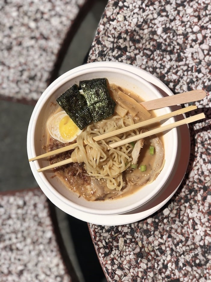 Tonkotsu ramen. Photo by Lindsay William-Ross/Vancouver Is Awesome